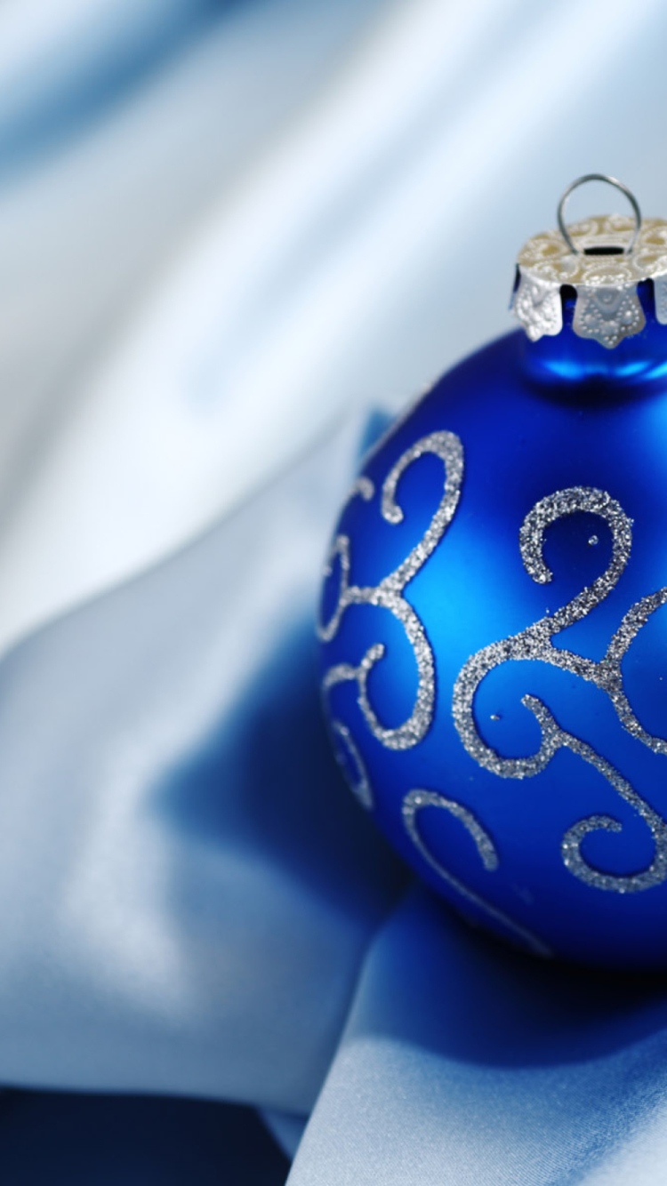Christmas Decorations wallpaper 750x1334