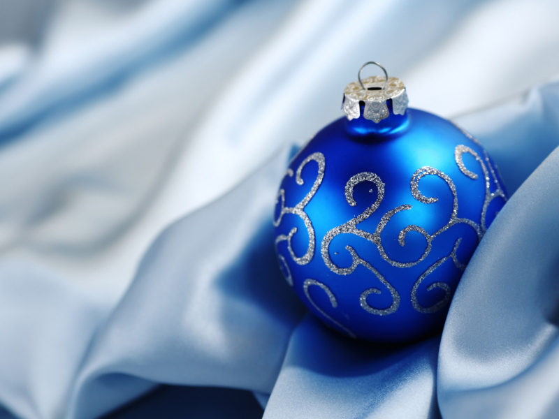 Christmas Decorations wallpaper 800x600
