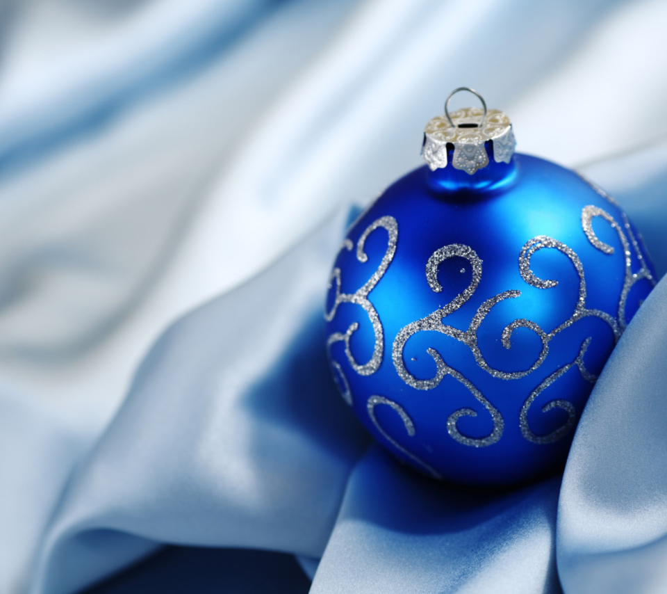 Christmas Decorations wallpaper 960x854
