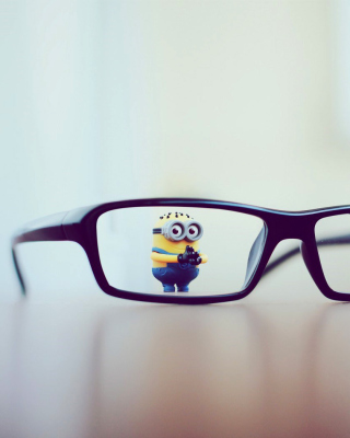 Minion Toy Background for Nokia C1-00