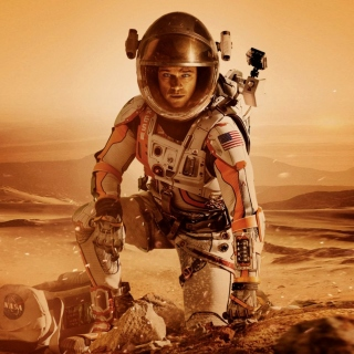 Free The Martian Picture for 208x208
