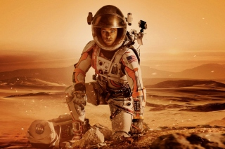 The Martian Wallpaper for HTC Wildfire