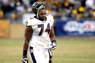Michael Oher Wallpaper for Android, iPhone and iPad