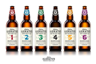 McGraths Premium Irish Ales Wallpaper for Android, iPhone and iPad