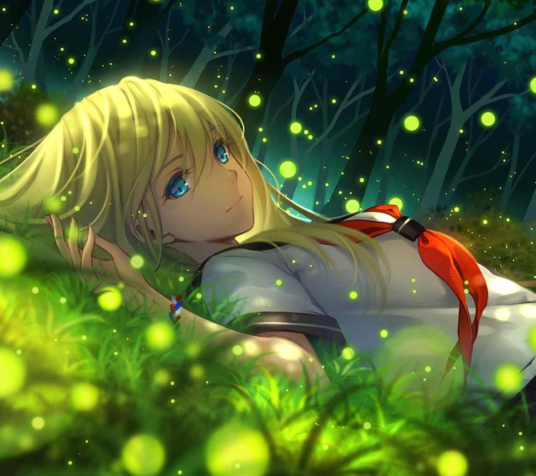 Screenshot №1 pro téma Everlasting Summer Anime 1080x960
