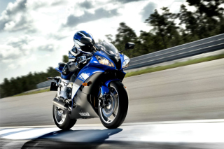 Yamaha R6 Superbike Picture for Android, iPhone and iPad