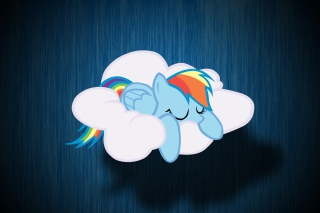 My Little Pony, Rainbow Dash Picture for Android, iPhone and iPad
