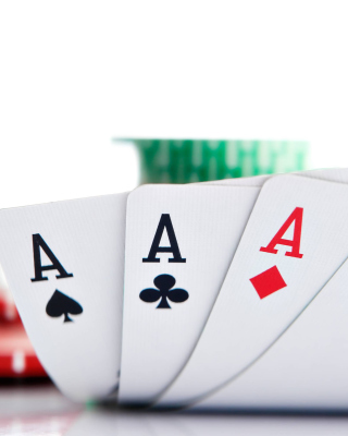 Poker Playing Cards - Fondos de pantalla gratis para Nokia C2-06