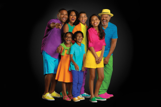 Black Ish Wallpaper for 960x800