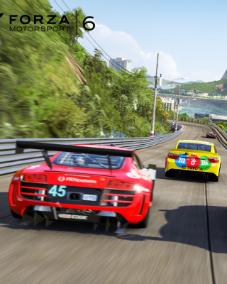 Forza Motorsport sfondi gratuiti per iPhone 6 Plus