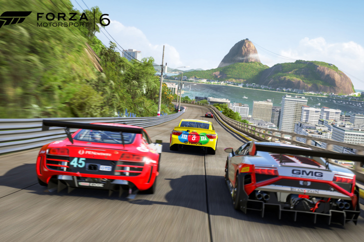 Wallpaper Android Motorsport: Forza Motorsport Wallpaper For Android, IPhone And IPad