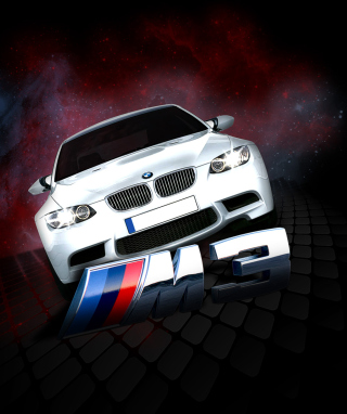 BMW M3 Wallpaper for HTC Titan
