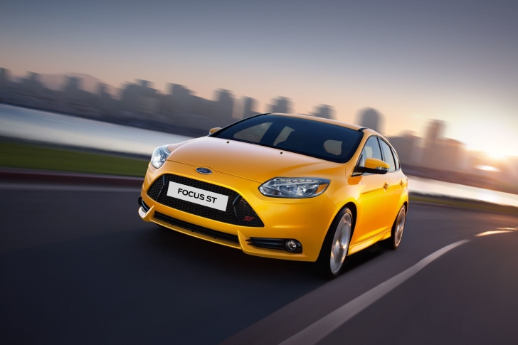 Screenshot №1 pro téma Ford Focus ST
