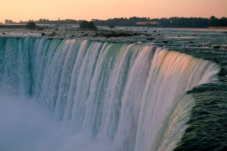Niagara Falls - Ontario Canada Background for Android, iPhone and iPad