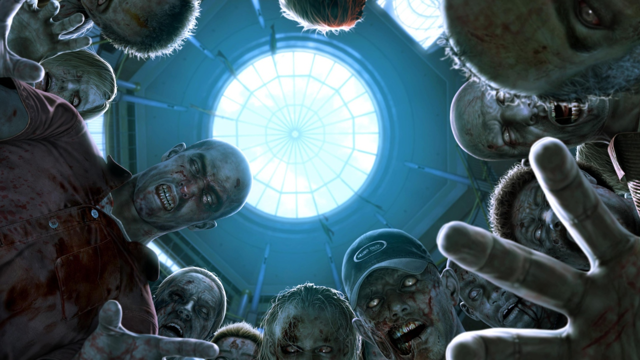 Dead Rising Zombies