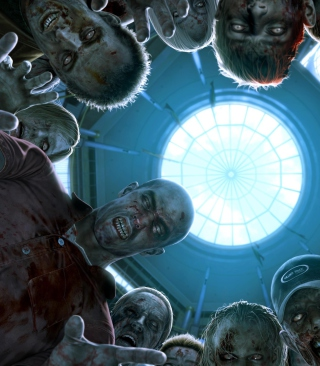 Dead Rising Zombies Wallpaper for 240x320