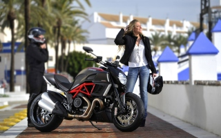 Ducati Wallpaper for Android, iPhone and iPad