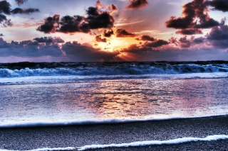 Sylt Beach Wallpaper for Android, iPhone and iPad