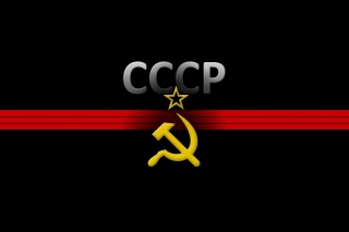 USSR and Communism Symbol Picture for Widescreen Desktop PC 1920x1080 Full HD