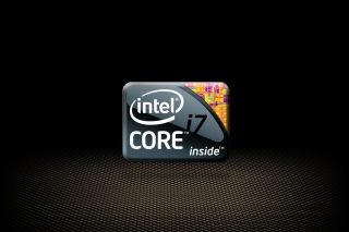 Intel Core i7 CPU Picture for Widescreen Desktop PC 1600x900