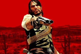 Red Dead Redemption Background for Android, iPhone and iPad