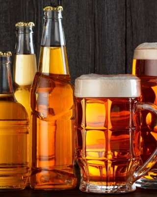 Best Beer in Glasses Background for Nokia Asha 311