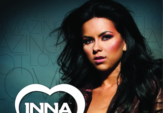 Inna Love - Official Single papel de parede para celular para Samsung I9080 Galaxy Grand