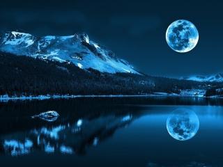 Moonlight Night para Nokia Asha 201