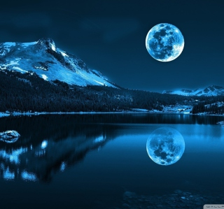 Moonlight Night - Fondos de pantalla gratis para iPad Air