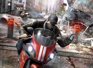 Watch Dog 2014 Wallpaper for Samsung Galaxy Ace 3