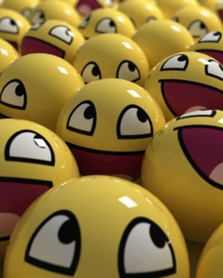 Free Happy Smiles Picture for Nokia Asha 311