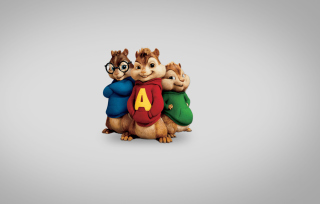 Kostenloses Alvin And Chipmunks Wallpaper für LG P700 Optimus L7
