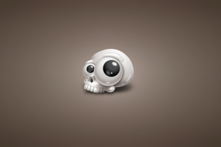 Free Funny Skull Picture for Android, iPhone and iPad