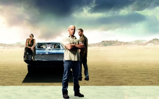 Vin Diesel Wallpaper for Android, iPhone and iPad