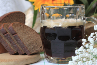 Free Beer and bread Picture for Android 480x800