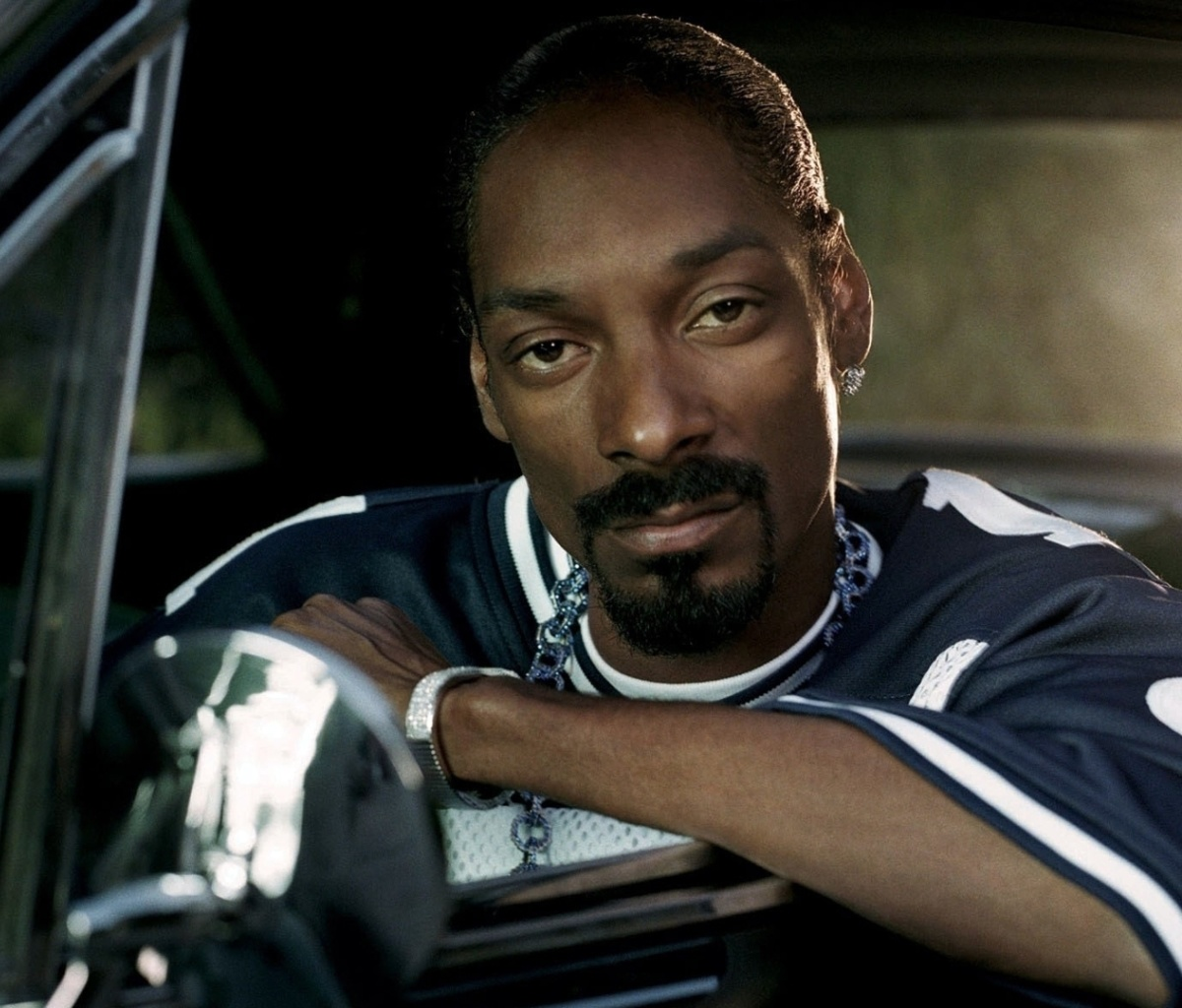 Screenshot №1 pro téma Snoop Dogg 1200x1024
