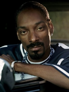 Screenshot №1 pro téma Snoop Dogg 240x320