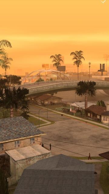 Los Santos - San Andreas per Nokia N8