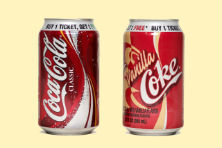 Coca Cola Classic Background for Android, iPhone and iPad