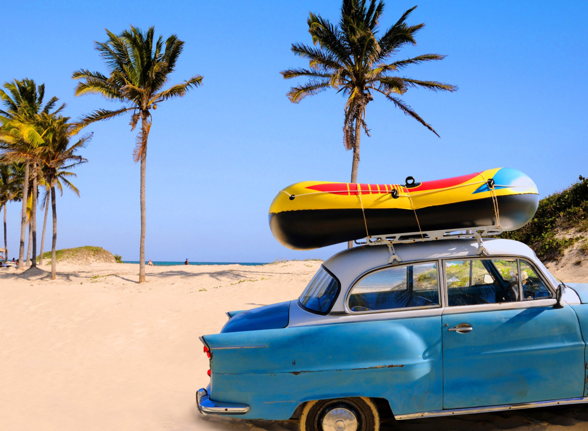 Поздравление днем, картинки о путешествии к морю на авто