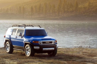 Toyota Fj Cruiser Wallpaper for Android, iPhone and iPad