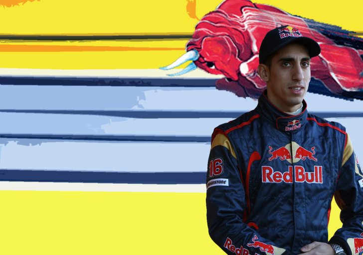 Screenshot №1 pro téma Red Bull Team F1