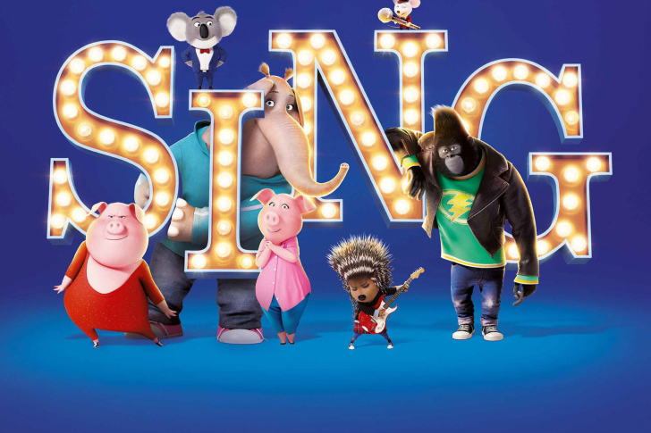 Sing 2016 Film wallpaper