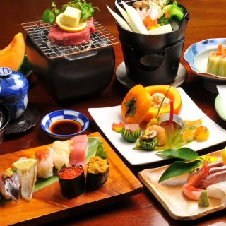 Japanese cuisine Wallpaper for LG KP105