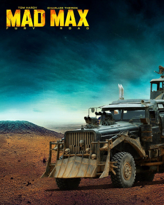 Free Mad Max Fury Road Picture for Nokia C5-06