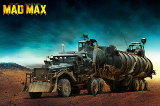 Mad Max Fury Road Picture for 1080x960