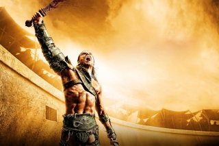 Spartacus Gods of the Arena Background for Android, iPhone and iPad