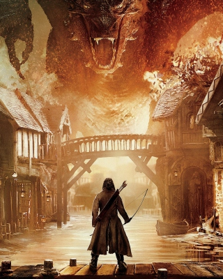 The Hobbit The Battle of the Five Armies - Fondos de pantalla gratis para 480x800