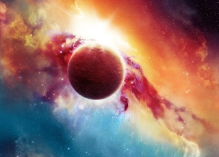 Space And Planet Wallpaper for LG Optimus L9 P760