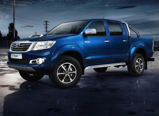 Toyota Hilux Background for 960x854
